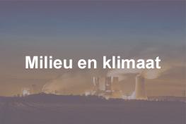 Milieu en klimaat